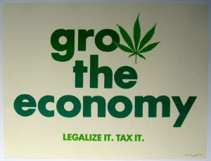 Grow the Economy Legaliza Marijuana