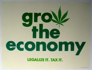 Grow the Economy Legaliza Marijuana