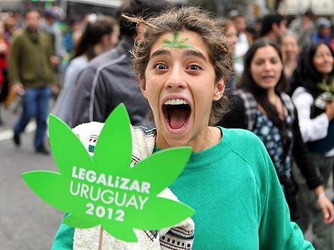 Uruguay Goes Green and Legalizes Marijuana