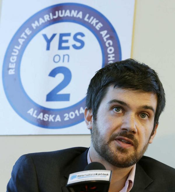 Alaska Legalize Recreational Marijuana