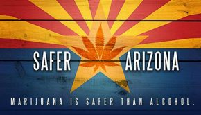 Majority of Arizona Residents Support Marijuana Legalization