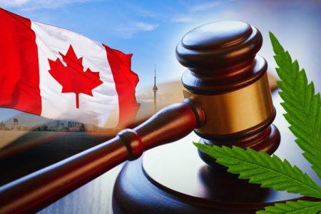 Canada To Legalize Recreational Marijuana Come 2018
