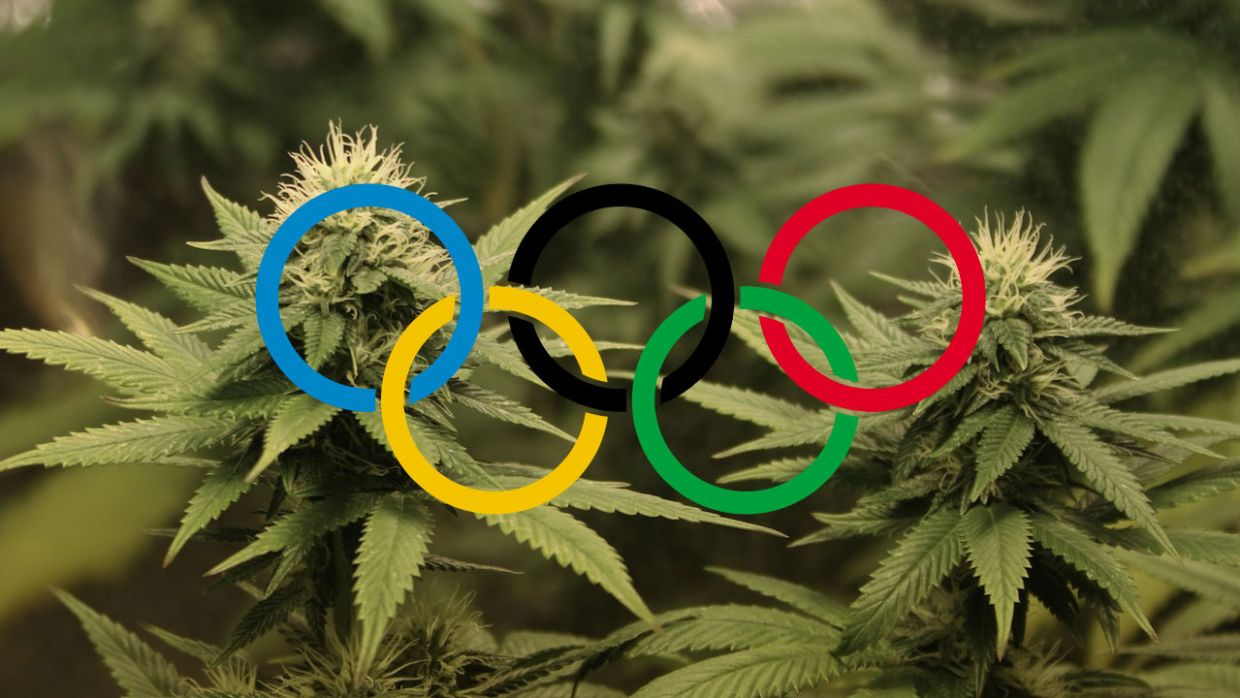 marijuana at the olympics