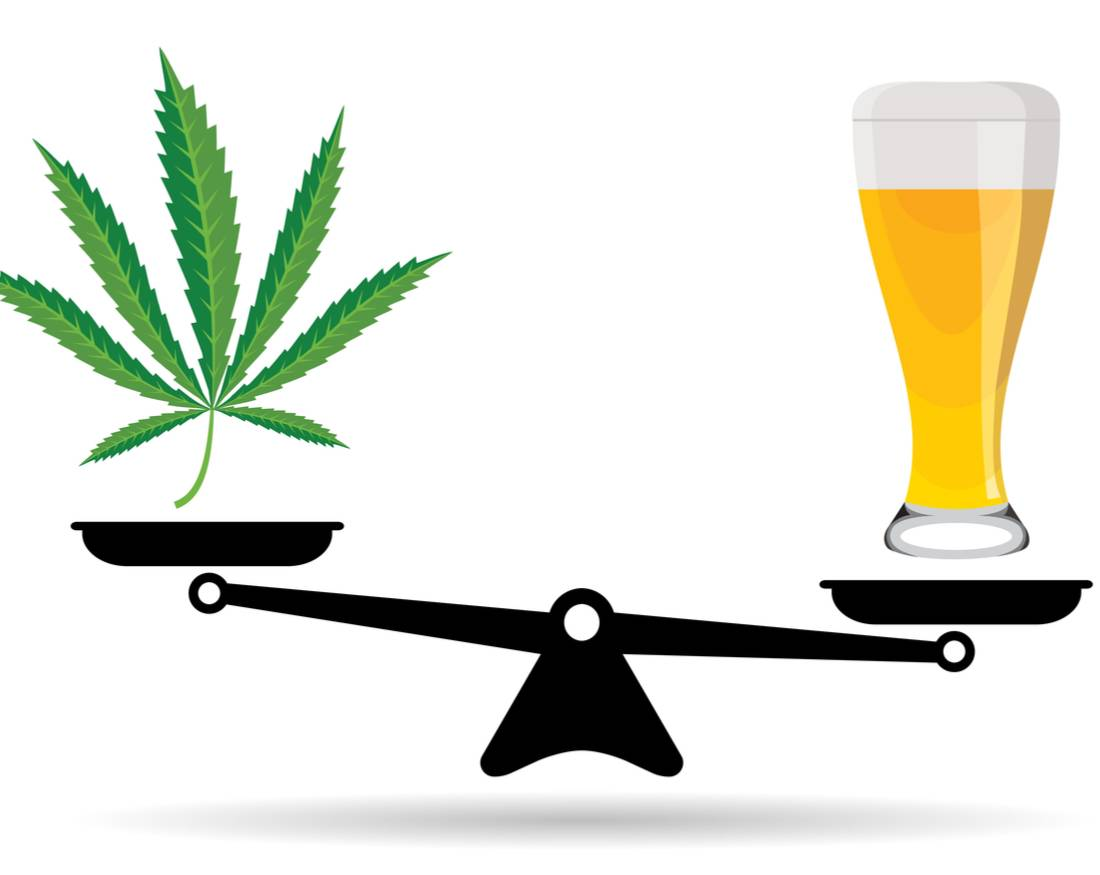 marijuana legalized alcohol
