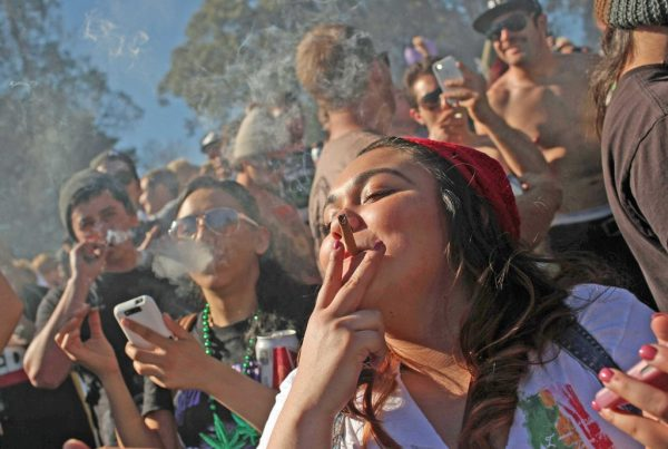 young people cannabis
