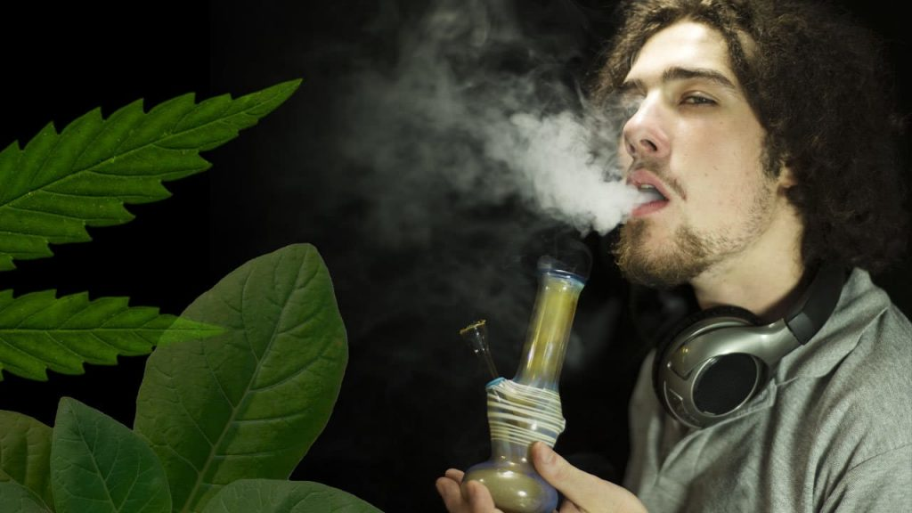 advantages smoking bongs