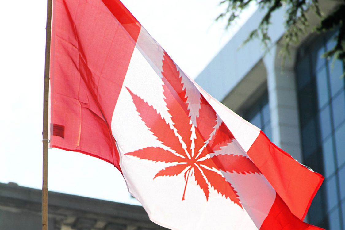 marijuana legalized canada