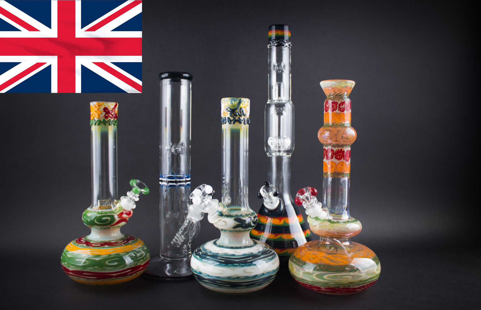 best bongs uk