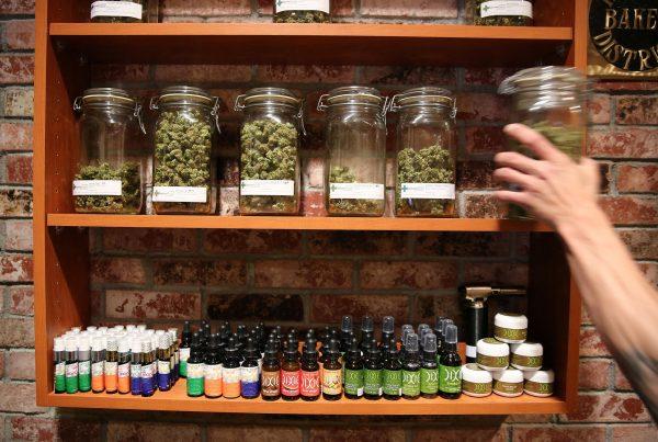 recreational dispensaries