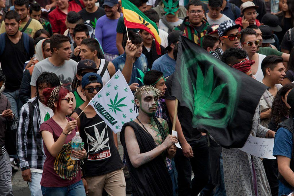 Mexico decriminalizing cannabis