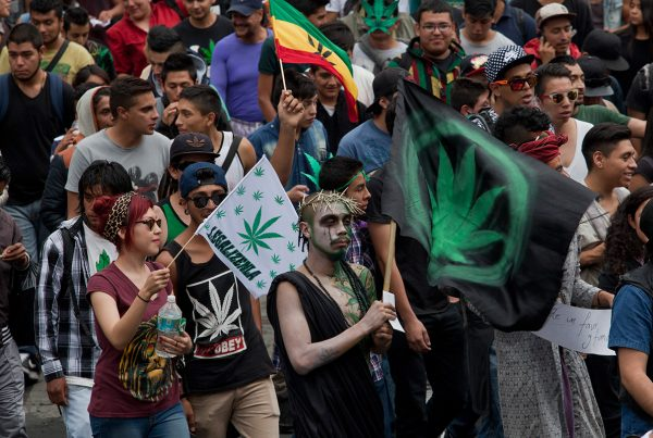 Mexico decriminalizing cannabis