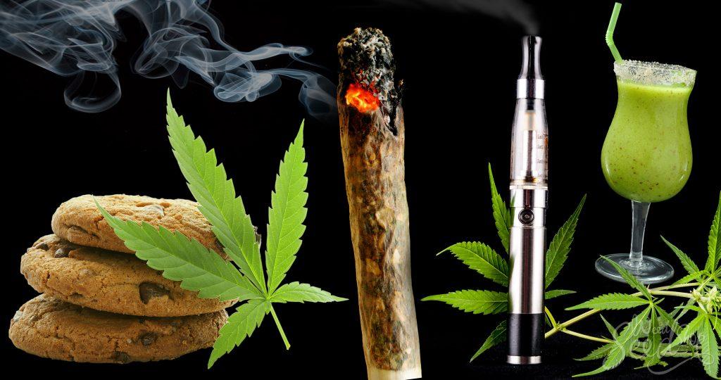 methods cannabis consumption