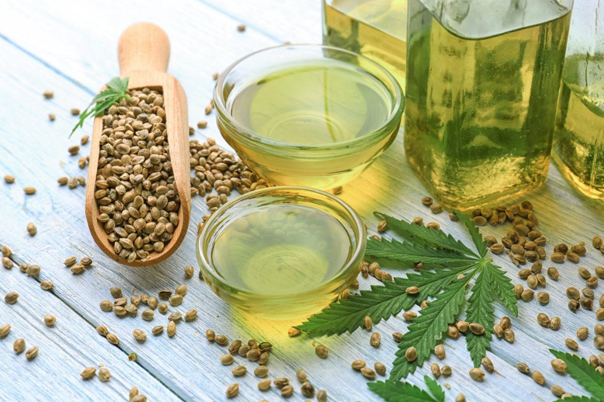 Carrier Oils for CBD
