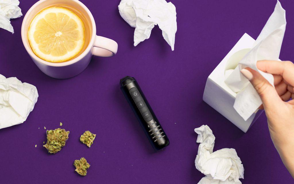 Cannabis Against Flu