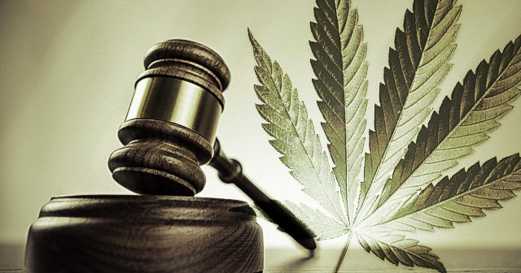 Virginia Decriminalized Marijuana