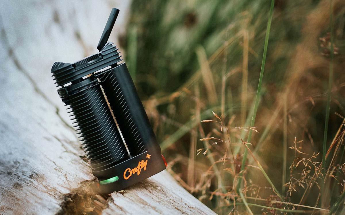 Crafty+ (Plus) Vaporizer Review